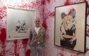 Banksy, Unauthorized Retrospective, Sotheby's London, Art Info, Art News, Miami Art Scene