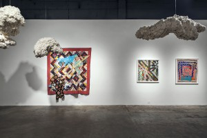 Sanford Biggers, David Castillo Gallery, 3 Dollars and 6 Dimes Exhibit, Solo Exhibition in Miami, Miami Art Scene, Artists in Miami