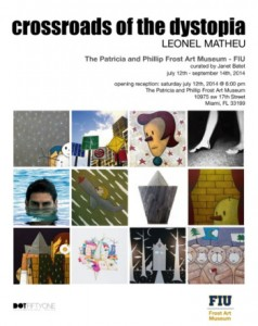 Artist in Miami, Leonel Matheu, Frost Art Museum, Art Exhibition in Miami, Miami Art Scene