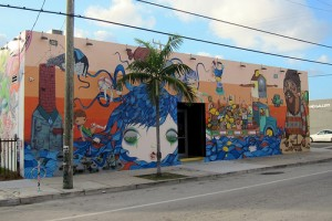 Street Art in Miami, Miami Street Art, Wynwood, Wynwood Walls, Os Gemeos, Urban Artists, Brazilian Street Art, Miami Art Scene, Wynwood Arts District