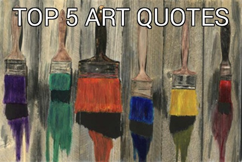 Modern Art Painting Quotes