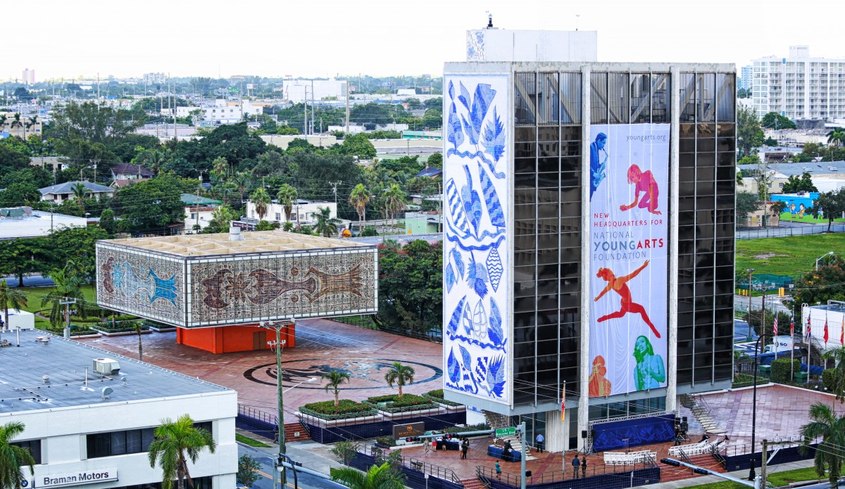 Miami S Youngarts Welcomes Three New Artists To Residency In Visual Arts