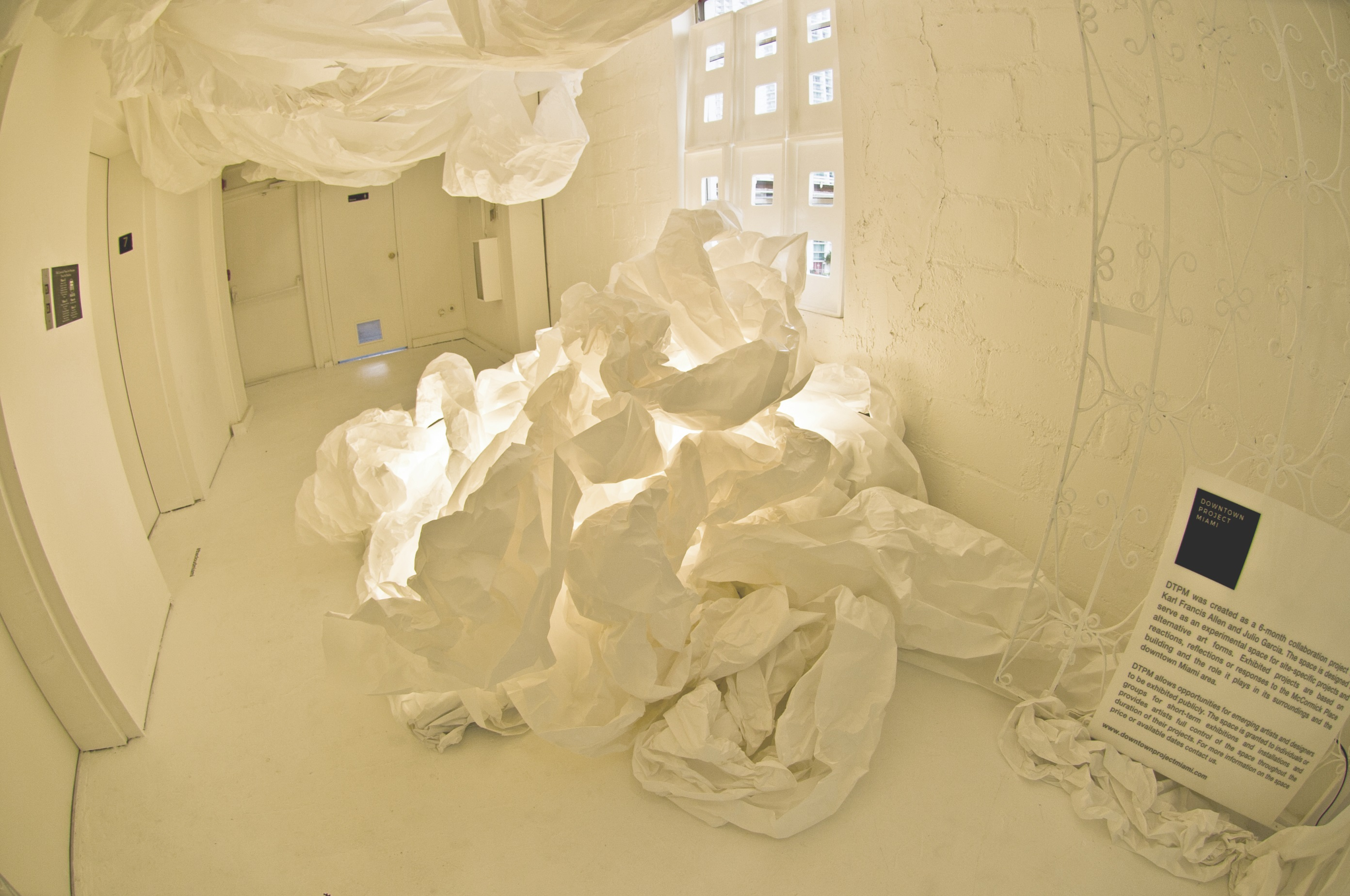 Downtown Project Miami\'s Immersive Art Installation #thecloudmiami ...