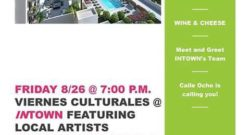 art, arte, artists, frank monteavaro, miami artists, miami art, little havana, miami art scene, art events, art events in miami, viernes culturales, art in miami, intown luxury apartments, art lovers, art exhibitions, miami art, pepe calderin, art collectors, miami art events
