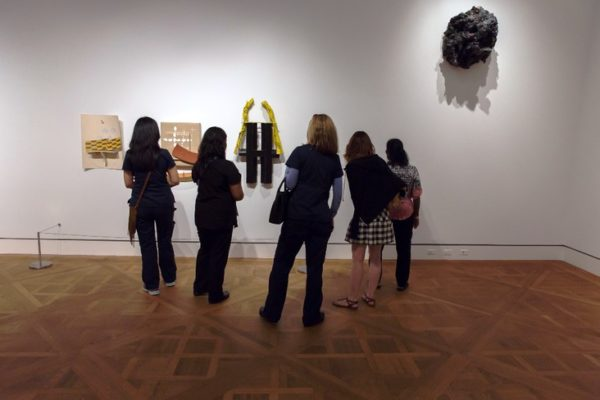 a report from a visit to the norton museum
