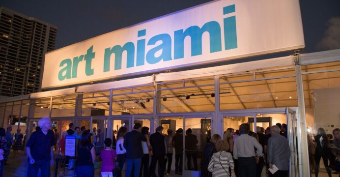 Art Miami, Context Art Miami & Aqua Return To Miami Art Week