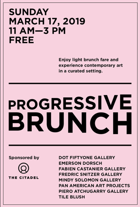 Progressive Brunch